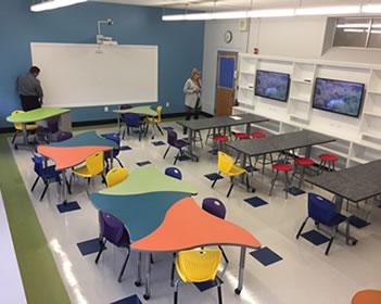 Classroom Furniture Thumb